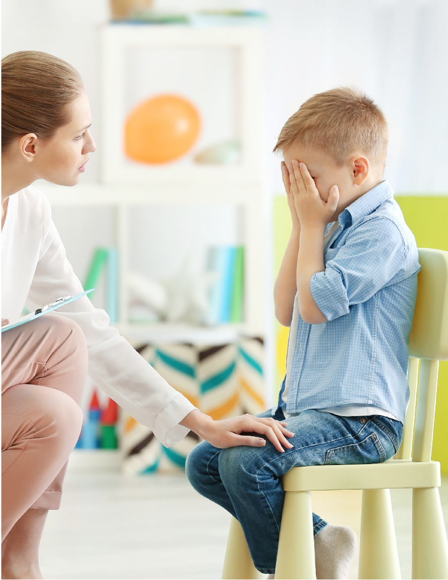 Helping Depressed Child | SCPC TMS